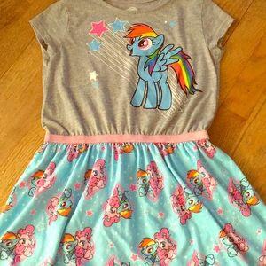 Girls large 10-12 dresses